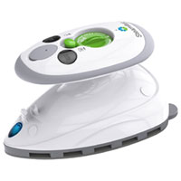 Dual voltage travel iron